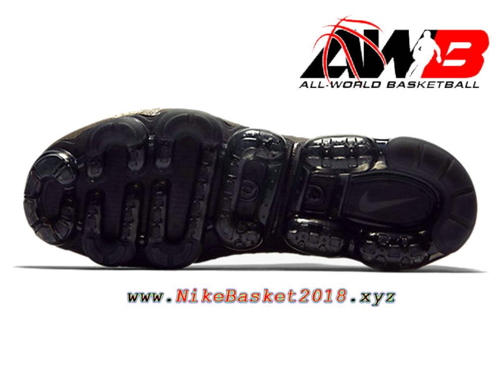 sports shoes 1f02a a1ef1 ... Men´s Nike BasketBall Shoes Nike Air VaporMax Flyknit Brun Black ...