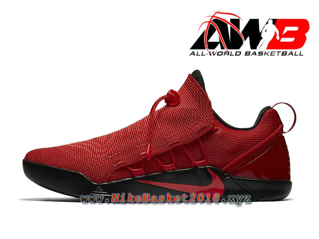 2018 Men Nike Koeb A.D Red Orange Black Shoes