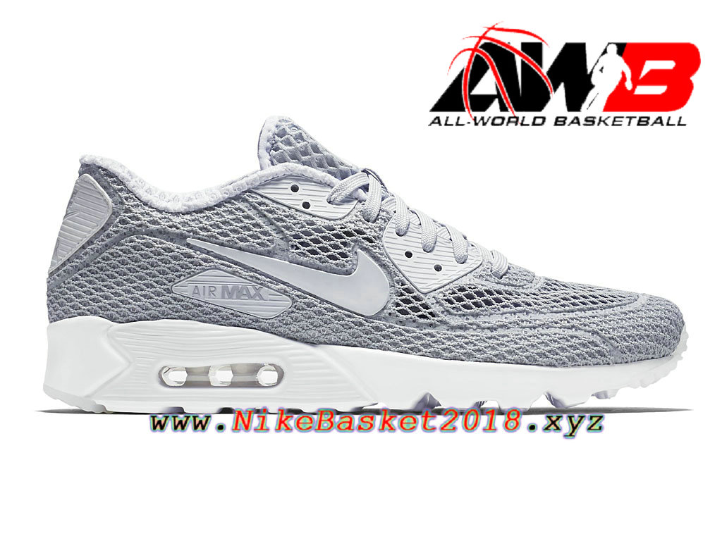 reputable site b94e2 8a30f ... men´s nike basketball shoes nike air max 90 ultra br plus qs gery white