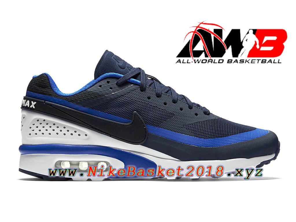 Men´s Nike BasketBall Shoes Nike Air Max BW Ultra Blue Black 819475_404