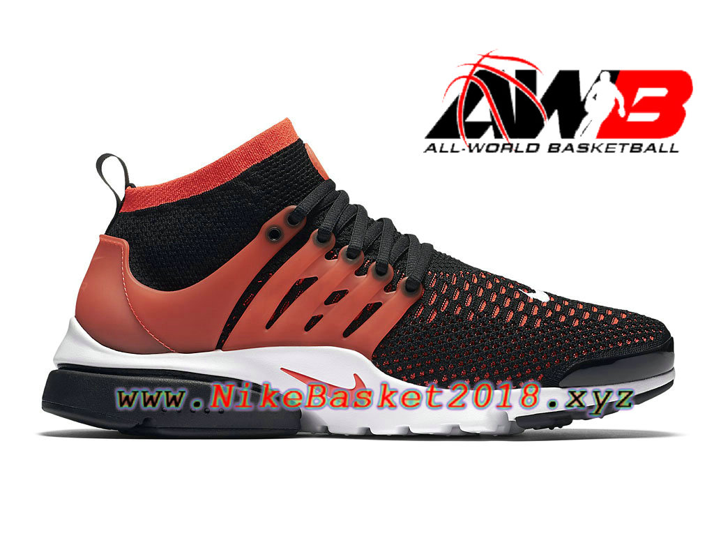 Chaussures De Basketball Pas Cher Pour Homme Nike Air Presto Flyknit