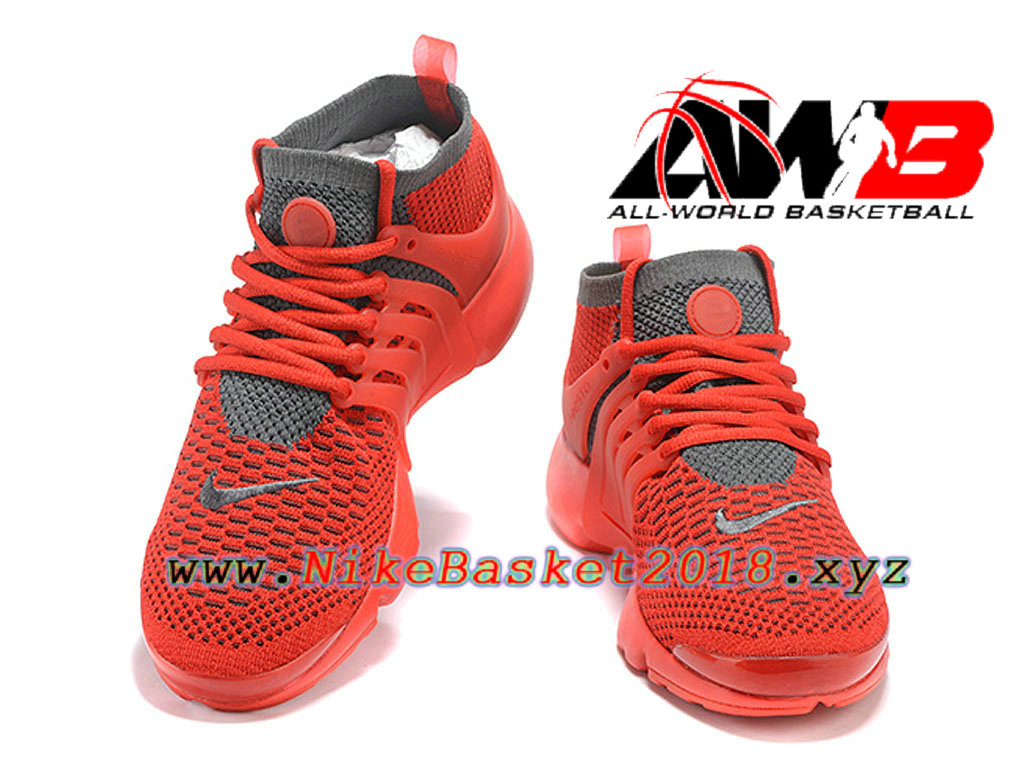 1314aa9bd4b ... sale chaussures de basketball pas cher pour homme nike air presto ultra  flyknit rouge 835570id1 1d253