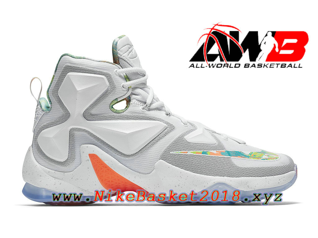 big sale 005ba 9333b Men´s Nike BasketBall Cheap Shoes Nike LeBron 13 EP Easter White 807220 108