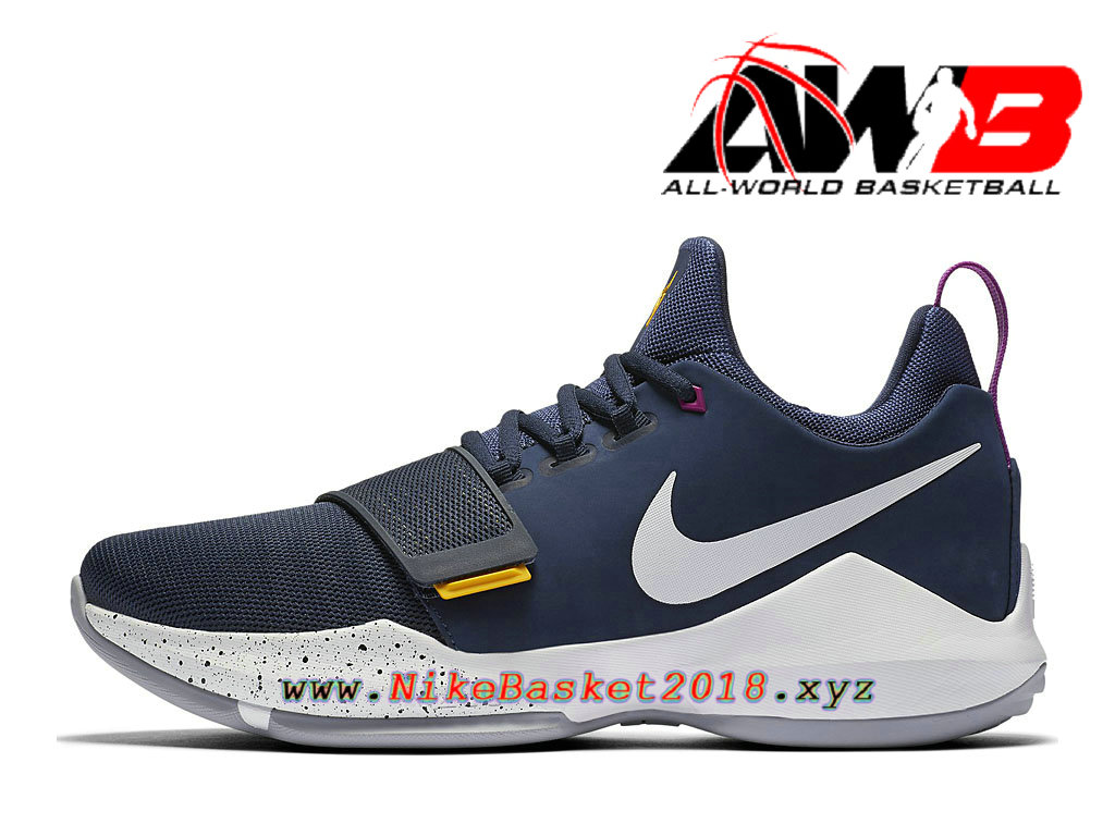 meet 6a771 b9438 Men´s Nike BasketBall Shoes Nike PG 1 The Bait 878627 417 Nike Prix