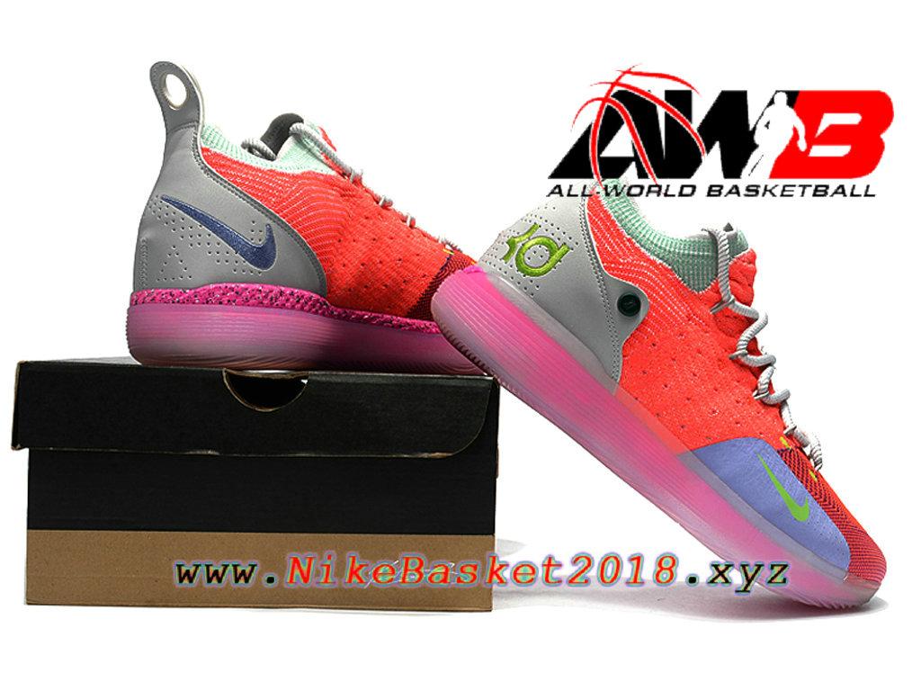 Nike Zoom EP de Pour Cher Rose Pas Homme BasketBall 11 KD Chaussures BOnYqU0q