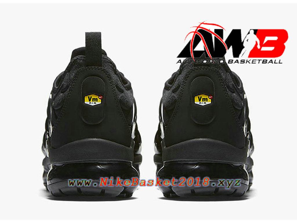 timeless design 9d42c b715d ... Men´s Nike BasketBall Shoes Nike Air VaporMax Plus 2018 Black 924453-004