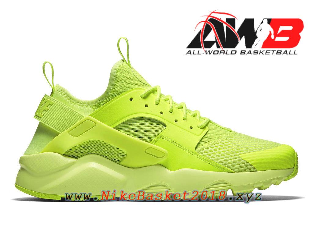 release date: 20fa9 9dcb2 Men´s Nike Sportswear Shoe Nike Air Huarache Run Ultra Breathe Green  833147 700